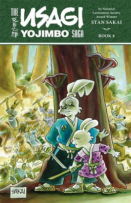 USagi Yojimbo Saga: Volume 4 TP