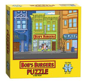 Puzzle: Bobs Burgers