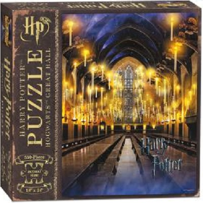 Puzzle: Harry Potter: The Great Hall