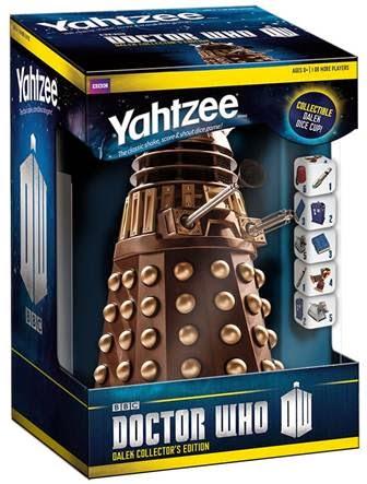 Yahtzee: Doctor Who: Dalek