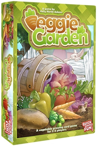 Veggie Garden Board Game - USED - By Seller No: 16517 Sally Thomas