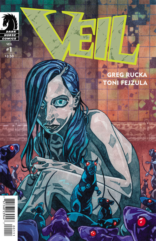 Veil Complete Bundle (5 issues) - Used