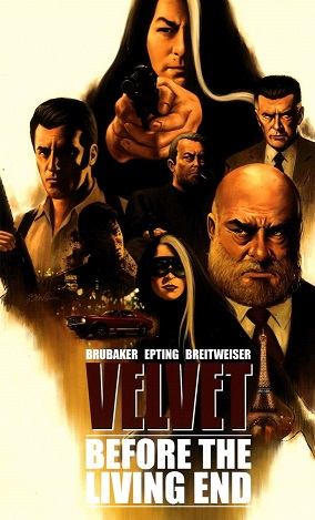 Velvet: Volume 1: Before the Living End TP - Used