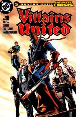 Villains United (2005) Complete Bundle - Used