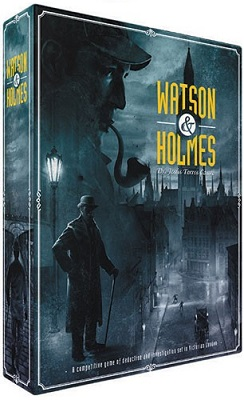 Watson and Holmes Board Game