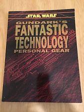 Star Wars: Gundarks Fantastic Technology: Personal Gear - Used
