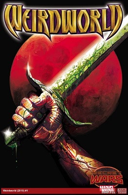 Weirdworld (2015) Complete Bundle - Used