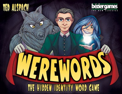 Werewords Card Game