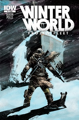Winter World: The Frozen Fleet (2015) Complete Bundle - Used