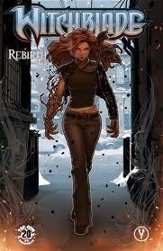 Witchblade Rebirth: Volume 1 TP