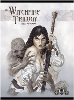 D20: Iron Kingdoms Witchfire Trilogy Collected Edition - Used