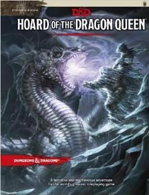 Dungeons and Dragons 5th ed: Hoard of the Dragon Queen HC