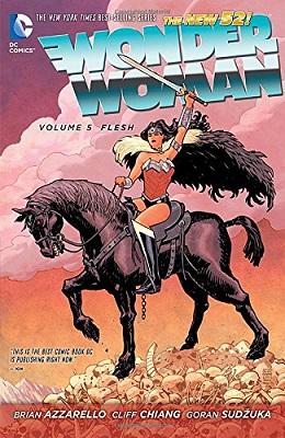 Wonder Woman: Volume 5: Flesh HC  - Used