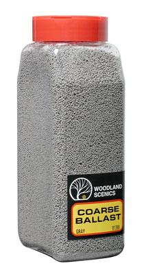 Terrain Shaker: Coarse Gray Ballast (32 oz): B1389