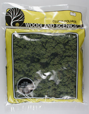 Clump Foliage: Light Green: FC182