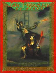 Vampire the Masquerade: San Francisco by Night - USED