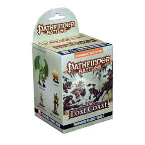 Pathfinder Battles: the Lost Coast Standard Booster