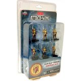 Dungeons and Dragons Attack Wing: Wave One Sun Elf Guard Troop Expansion Pack