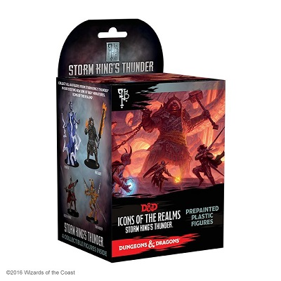 Dungeons and Dragons: Icons of the Realms: Storm Kings Thunder Booster