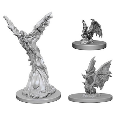 Dungeons and Dragons Nolzurs Marvelous Unpainted Minis: Familiars