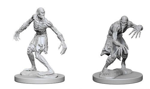 Dungeons and Dragons Nolzurs Marvelous Unpainted Minis: Ghouls