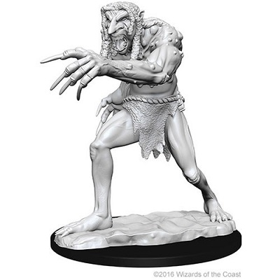 Dungeons and Dragons Nolzurs Marvelous Unpainted Minis: Troll