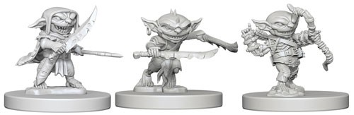 Pathfinder Deep Cuts Unpainted Minis: Goblins