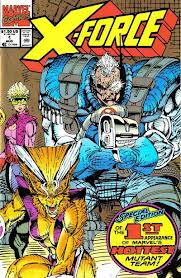X-Force no. 1 (1991 Series) - Used