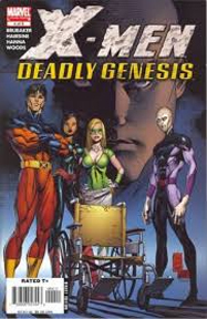 X-Men: Deadly Genesis TP - Used