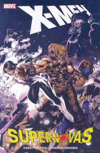 X-Men: Supernovas TP - Used