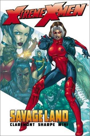 X-treme X-Men: Savage Land TP - Used