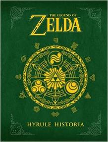 The Legend of Zelda: Hyrule Historia HC