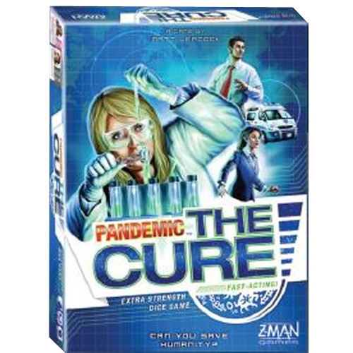 Pandemic: the Cure (Stand Alone) - Rental
