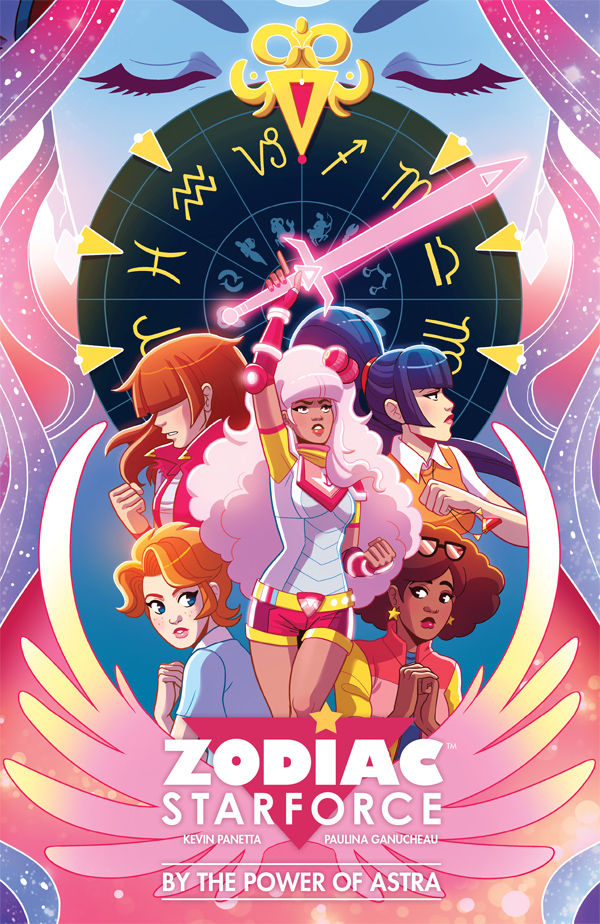 Zodiac Starforce: Volume 1: Powers of Astra TP