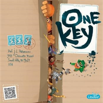 One Key Card Game