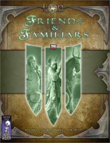 D20: Legends Collection: Friends and Familiars - Used