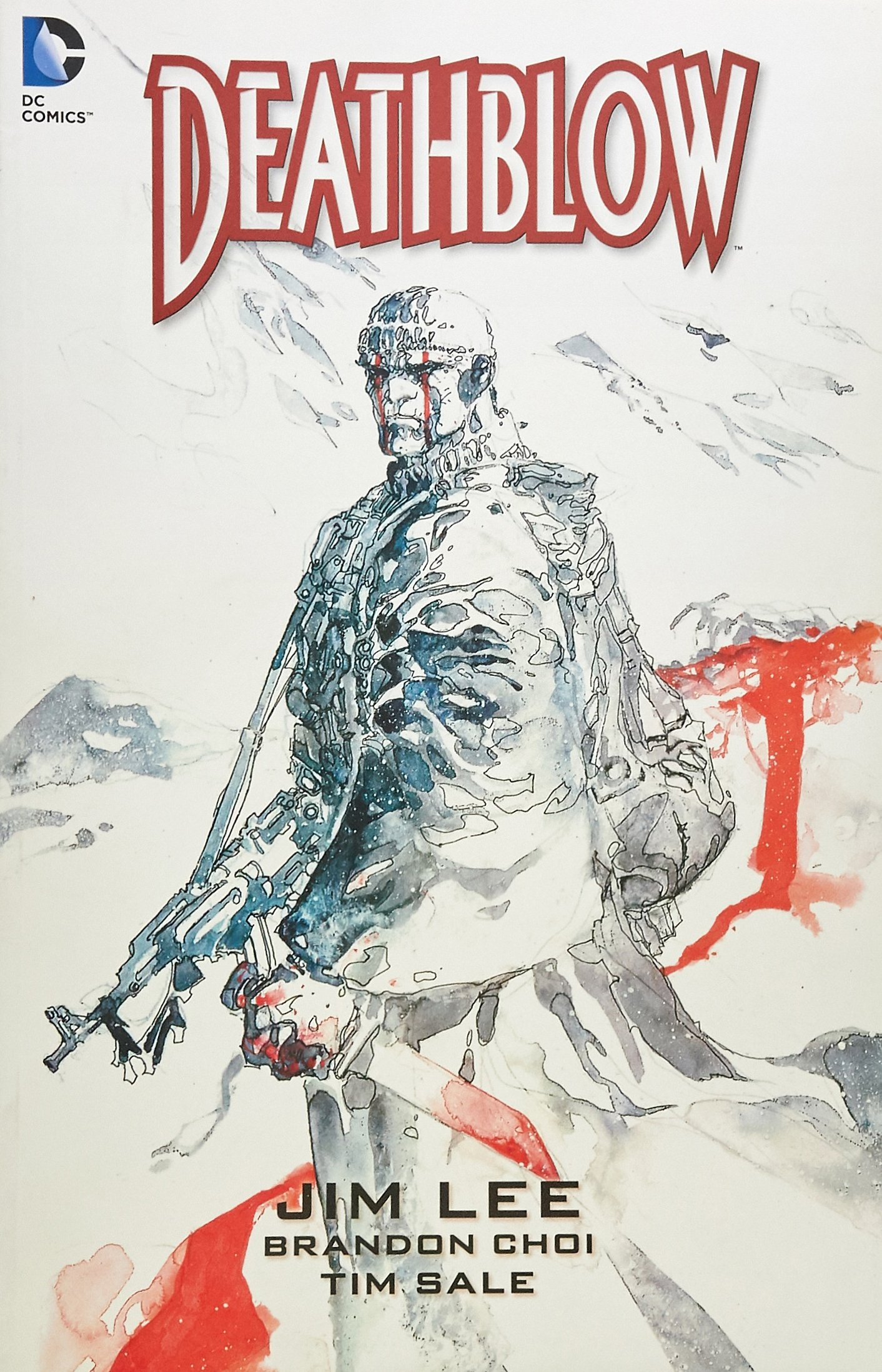 Deathblow: The Deluxe Edition TP - Used