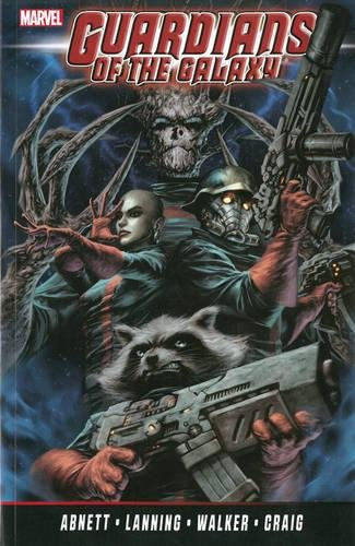 Guardians of the Galaxy by Abnett and Lanning: Complete Collection: Volume 2 TP - Used