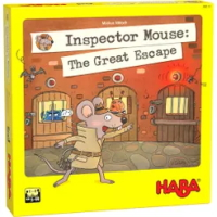 Inspector Mouse: The Great Escape Board Game