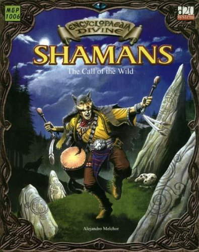 D20: Encyclopaedia Divine: Shamans - Used