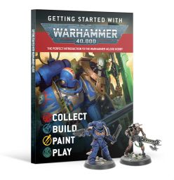 Getting Started with Warhammer 40K 40-06