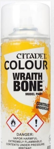 Citadel: Wraithbone Spray Paint 62-33