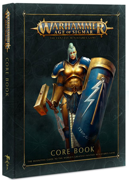 Warhammer: Age of Sigmar: Core Book HC