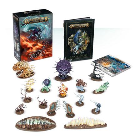 Warhammer: Age of Sigmar: Malign Sorcery Box Set