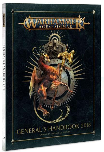 Warhammer: Age of Sigmar: Generals Handbook 2018