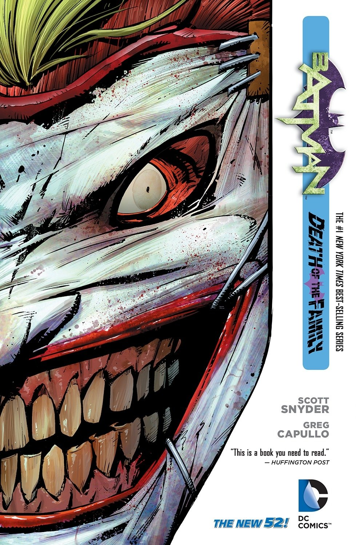 Batman: Volume 3: Death of the Family HC - Used