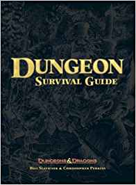 Dungeons and Dragons 3.5 ed: Dungeon Survival Guide - Used