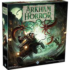 Arkham Horror 3rd Ed Core Set Board Game
