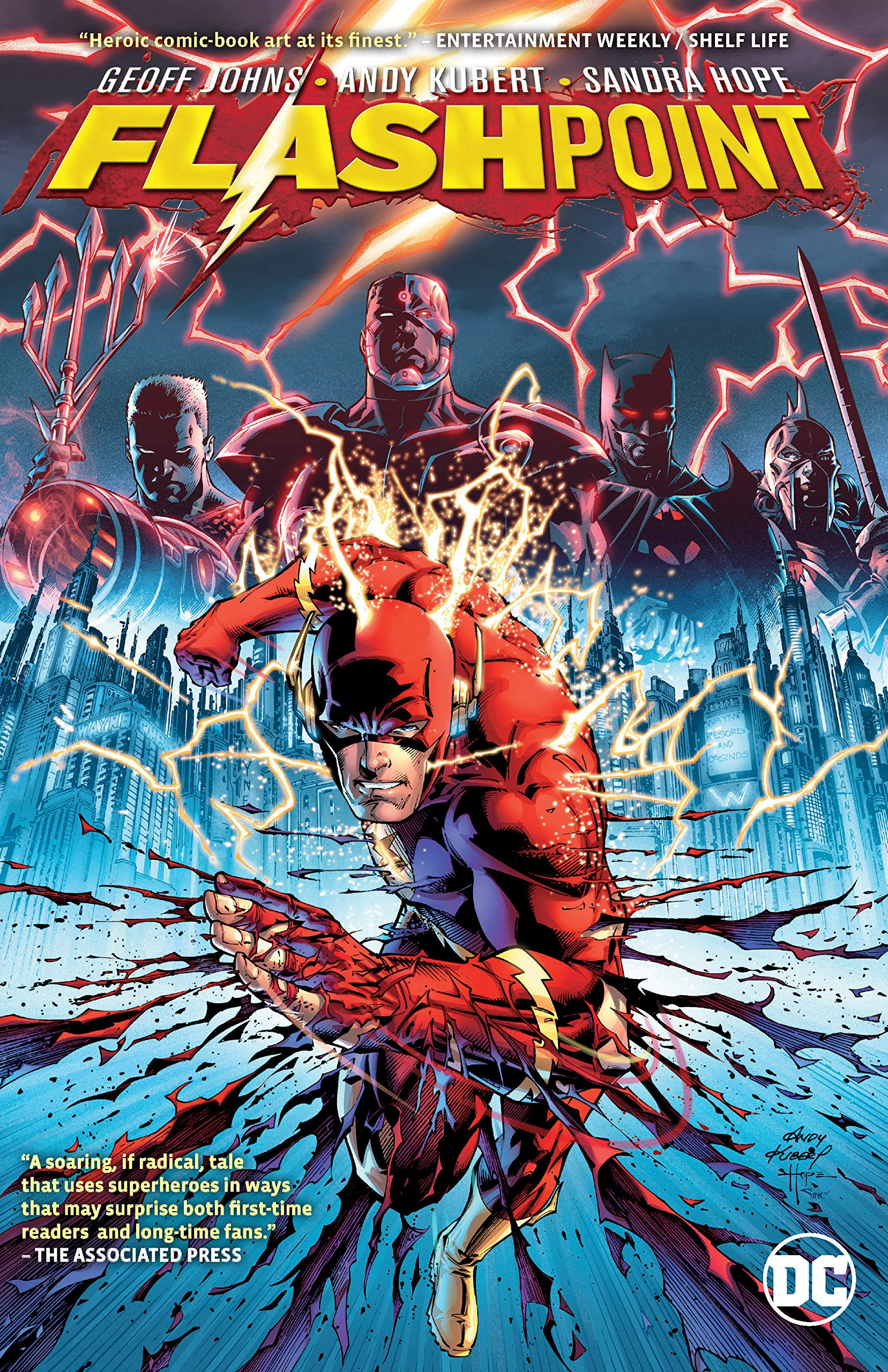 Flashpoint HC - Used