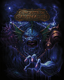 Dungeons and Dragons 5th Ed: Ghosts of Saltmarsh Exclusive Hobby Ed HC